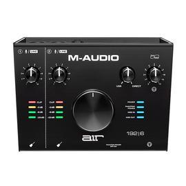 美奥多(M-AUDIO) AIR 192|6-S 2进2出专业录音声卡 MIDI编曲录音USB外置声卡音频接口