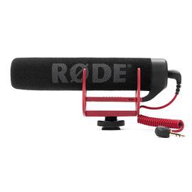 罗德(RODE) Videomic Go 单反相机枪型麦克风专业指向性采访话筒微单手机收音麦Vlog视频网课录音麦直播