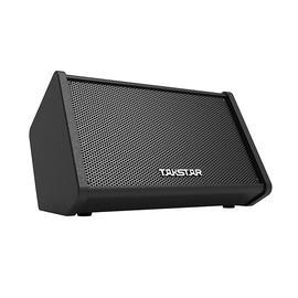 得胜(TAKSTAR) OPS-25 户外演出直播便携式弹唱音箱 无线蓝牙手机K歌吉他音响 (黑色)