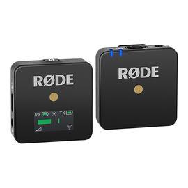 罗德(RODE) Wireless GO 领夹录音无线麦克风迷你小蜜蜂 手机直播vlog网课视频采访单反相机话筒