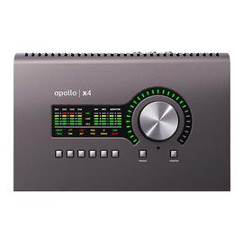 阿波罗(Universal audio) UA Apollo X4 2进6出4核雷电3专业音频接口 专业录音棚声卡