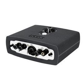 艾肯(iCON) MicU live 升级版网红主播直播外置声卡 网络K歌喊麦USB声卡