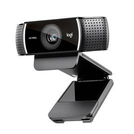 罗技(Logitech) C922 网络高清摄像头带麦克风 台式电脑淘宝直播网课教学主播直播摄像头