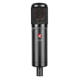 sE ELECTRONICS 2300 专业录音棚多指向大振膜电容录音麦克风 主播直播K歌话筒 2200话筒升级版