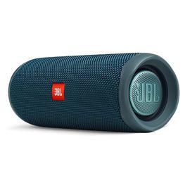 JBL FLIP5 音乐万花筒无线蓝牙音箱 户外便携迷你音响低音增强  (蓝色)