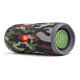 JBL FLIP5 音乐万花筒无线蓝牙音箱 户外便携迷你音响低音增强  (迷彩)