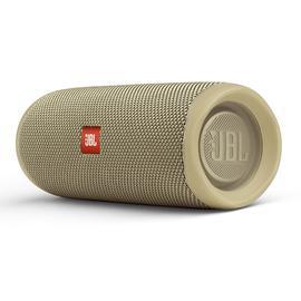 JBL FLIP5 音乐万花筒无线蓝牙音箱 户外便携迷你音响低音增强 (沙黄)