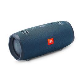 JBL XTREME2 音乐战鼓二代无线蓝牙音箱 户外便携防水音响hifi双重低音 (蓝色)