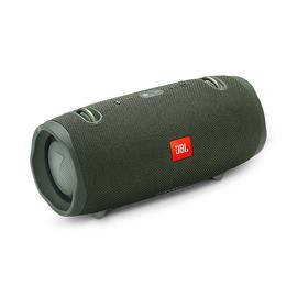 JBL XTREME2 音乐战鼓二代无线蓝牙音箱 户外便携防水音响hifi双重低音 (绿色)