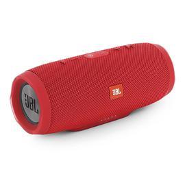 JBL CHARGE3 音乐冲击波4代无线蓝牙音箱 双低音便携迷你防水户外音响(红色)