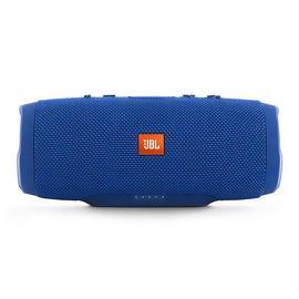 JBL CHARGE3 音乐冲击波4代无线蓝牙音箱 双低音便携迷你防水户外音响(蓝色)