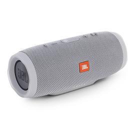 JBL CHARGE3 音乐冲击波4代无线蓝牙音箱 双低音便携迷你防水户外音响(灰色)