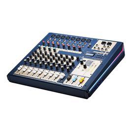 声艺(Soundcraft) NANO M12BT 12路专业舞台演出会议演讲录音调音台 带USB蓝牙带效果器