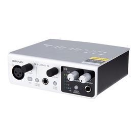 美派(MIDIPLUS) STUDIO S 主播K歌专业录音声卡 电脑外置USB声卡