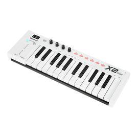 美派(MIDIPLUS) X2mini 25键MIDI键盘 移动便携音乐制作编曲键盘