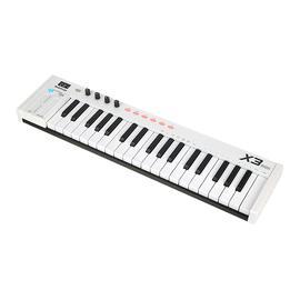美派(MIDIPLUS) X3mini 37键MIDI键盘 移动便携音乐制作编曲键盘