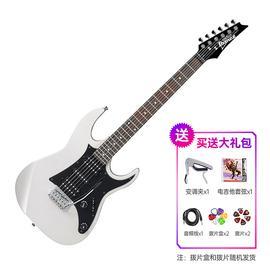 依班娜(Ibanez) GRX55 初学入门电吉他 (白色)