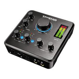 得胜(TAKSTAR) MX630 网络直播专业声卡 电脑手机主播直播网络K歌USB外置声卡