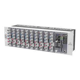 百灵达(BEHRINGER) RX1202FX  机架式12声道带效果调音台  专业舞台演出24Bit数字立体声效果处理器