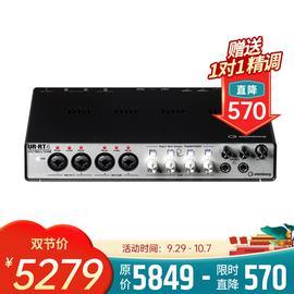 雅马哈(YAMAHA) steinberg UR RT4 6进4出USB音频接口电脑外置录音声卡 内置尼夫话放
