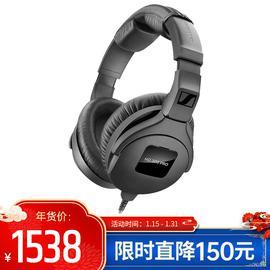 森海塞尔(Sennheiser) HD300PRO 头戴封闭式专业录音混音监听耳机(HD380升级版)