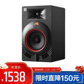 JBL NANO K5 录音棚工作室5寸有源近场监听音箱 多媒体书架HiFi音箱(只)