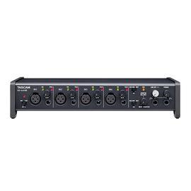 TASCAM US-4X4HR 专业录音USB外置声卡 录音编曲直播K歌音频接口