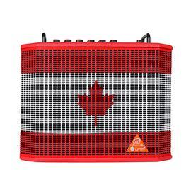 魔方魔(LPTA) 魔方 魔3plus X 电箱原声电木吉他音箱 户外便携式蓝牙直播弹唱音响(枫叶红)