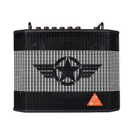 魔方魔(LPTA) 魔方 魔3plus X 电箱原声电木吉他音箱 户外便携式蓝牙直播弹唱音响 (五星黑)