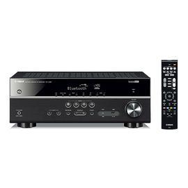 雅马哈(YAMAHA) RX-V385 5.1声道家庭影院蓝牙数字功放  (黑色)