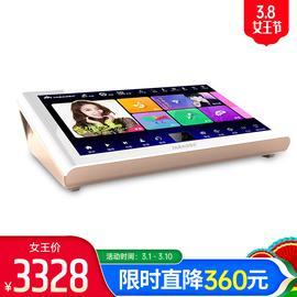 音王(InAndOn) KV-V903 家庭KTV一体点歌机 18.5寸台式电容屏  4K高清(3T)