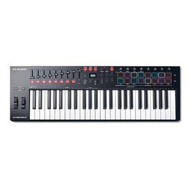 美奥多(M-AUDIO) Oxygen Pro 49 49键专业编曲键盘 半配重MIDI控制器