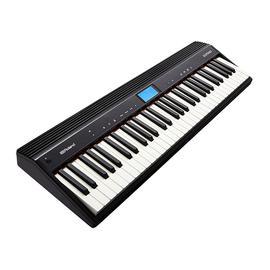 罗兰(Roland) GO-61P(GO:PIANO) 61键便携式带蓝牙数码电钢琴