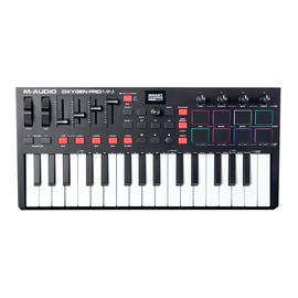 美奥多(M-AUDIO) Oxygen Pro mini 32键专业编曲键盘 半配重MIDI控制器