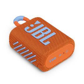 JBL GO3 音乐金砖3代无线蓝牙音箱 户外便携防水迷你小音响 (橙色)