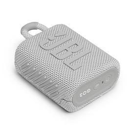 JBL GO3 音乐金砖3代无线蓝牙音箱 户外便携防水迷你小音响 (灰色)