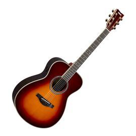 雅马哈(YAMAHA) LS-TA 40寸加振全单电箱吉他 (落日色)