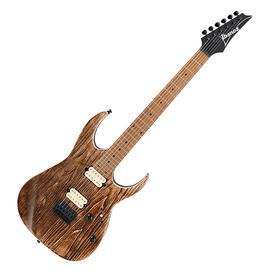 依班娜(Ibanez) RG421HPAM 24品电吉他 印尼产(哑光复古渍纹棕色)