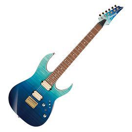依班娜(Ibanez) RG421HPFM 固定琴桥电吉他 印尼产(蓝礁渐变)
