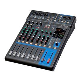 雅马哈(YAMAHA) MG10XUF 10路带效果器模拟调音台(推子型)