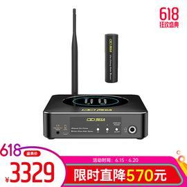 IXI MEGA M4 Plus 录音K歌直播USB外置声卡 电脑手机通用音频接口(含接收器)