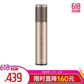 得胜(TAKSTAR) PH 130 电容式手机K歌直播麦克风 真振膜级手机麦克风 (金色)