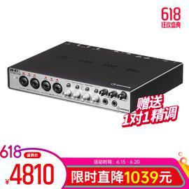 Steinberg(YAMAHA) 雅马哈 UR RT4 6进4出USB音频接口电脑外置录音声卡 内置尼夫变压器