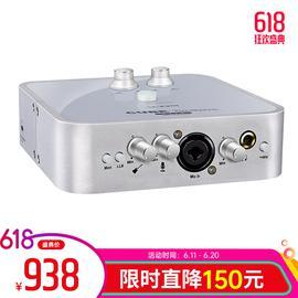 艾肯(iCON) 2Nano Live 录音K歌直播USB外置声卡 电脑手机通用音频接口(升级版)
