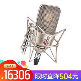 诺音曼(Neumann) TLM49 专业录音电子管麦克风 大振膜主播直播K歌话筒【德国进口】