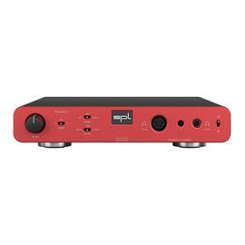 SPL(Sound Performance Lab) Phonitor e 耳机/前置放大器 不含DA扩展卡 (红色)