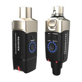 Xvive U3 2.4G动圈麦克风无线系统(一拖一)