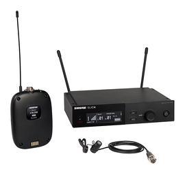 舒尔(SHURE) SLXD14/85 一拖一专业数字领夹式无线麦克风 演出/会议/演讲话筒(标配不含线材)