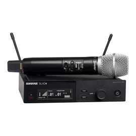 舒尔(SHURE) SLXD24/SM86 一拖一专业数字手持式无线麦克风 演出/主持/演讲话筒(标配不含线材)