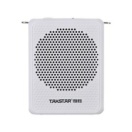 得胜(TAKSTAR) E126A 便携式迷你扩音器 教师/导游/促销小蜜蜂  (白色)